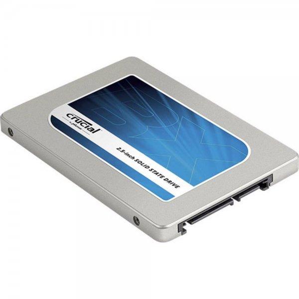 """Crucial BX100 250 GB SSD 6.35 cm (2.5 """") CT250BX100SSD1 SATA III Versandkostenfrei für 82,48 € @ digitalo.de"""