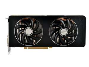 XFX Radeon R9 270X Black Edition, 2GB GDDR5, 2x DVI, HDMI, 2x Mini DisplayPort (R9-270X-CDBC) für 115,20€ @Amazon