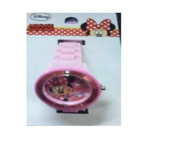 (lokal Neu Isenburg) C & A Minnie Maus Armbanduhr für 3,50€