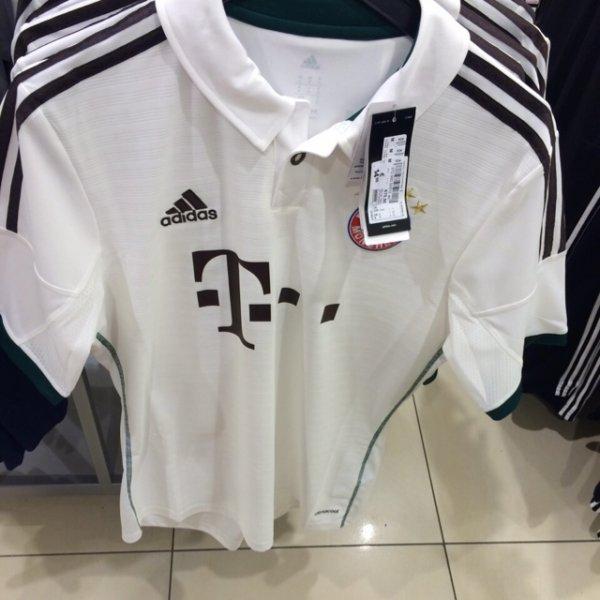 [Lokal Berlin] Adidas FC Bayern Trikot 2014 @Siemes Schuhcenter