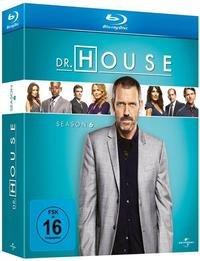 [Blu Ray] Dr. House Staffel 6 bei Thalia.de