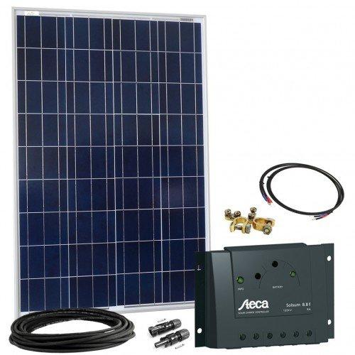 Solar Bausatz Basic Starter 100 Watt 149Euro+Versand