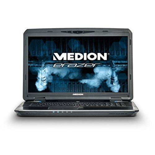 """Medion Erazer X7829 - Core i7-Quad, GTX 870M, 16GB RAM, 256GB SSD & 1TB HDD, Blu-Ray, 17,3"""" Full-HD matt - 1.304,95€ @ Medion.de"""