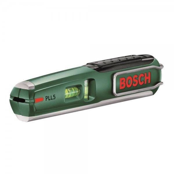 BOSCH Laser-Wasserwaage PLL 5 inkl. Wandhalterung Ebay WoW (SVH)