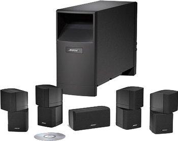 BOSE Acoustimass 10 Soundsystem für 699€bei Cyberport - 5.1 Soundsystem