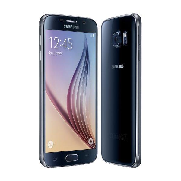 Samsung Galaxy S6 32GB Black Sapphire für 593,90€