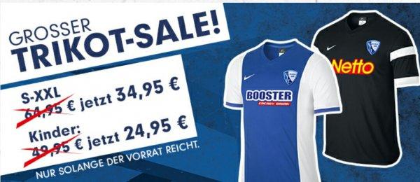 VfL Bochum Heim und Auswärtstrikot. Kinder 24,95€