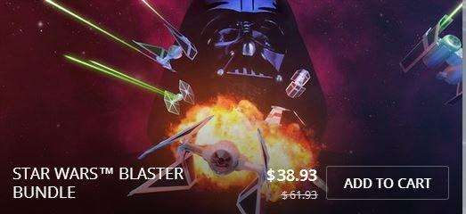 GOG Attraktive Bundles zum STAR WARS Tag mit bis zu 77% Ersparnis