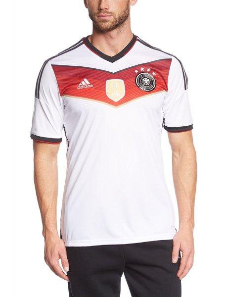 DFB Trikot 2014 mit 4 Sternen und WM Badge(XXXL)für 28,95€ @Amazon incl. Versand
