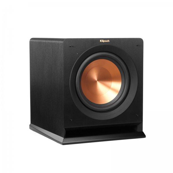 [ebay ]Klipsch R-110SW - Schwarz - Neu mit 2 Jahre Garantie + (R 112 SW für 390€ NEU)