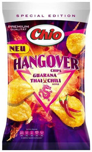2 Packungen Chio Chips Hangover für 1,11 € bei Thomas Philipps