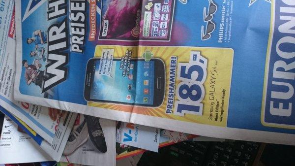 Euronics XXL Samsung Galaxy S4 mini