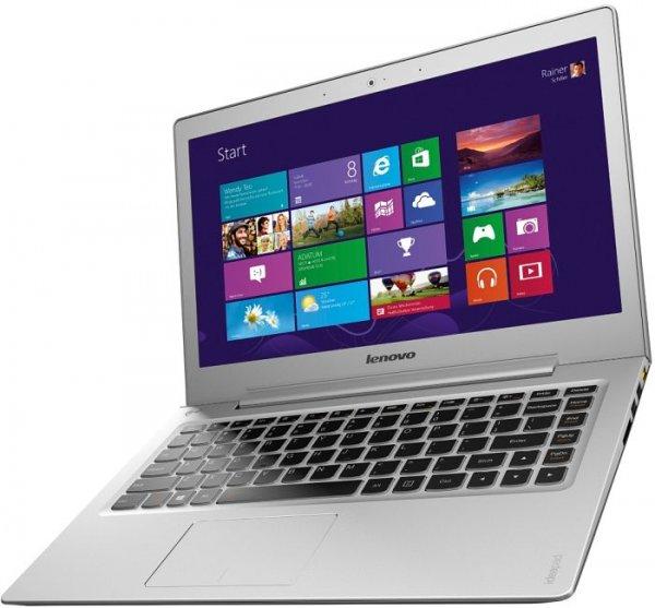 """Lenovo U330p - i5-4200U, 4GB RAM, 500GB SSHD, 13,3"""" matt, beleuchtete Tastatur, Win 8.1, 1,5kg - 499€ @ Saturn.de [494€ mit NL]"""