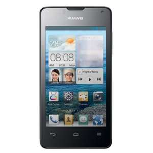 """Huawei Ascend Y300 schwarz/weiß 4"""" Android 4.1.1 Smartphone [Amazon WHD]"""
