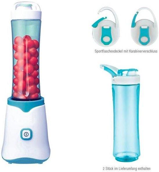 Suntec SMO-9943 Smoothie Maker inkl. 2 Sportflaschen je 600ml für 20€