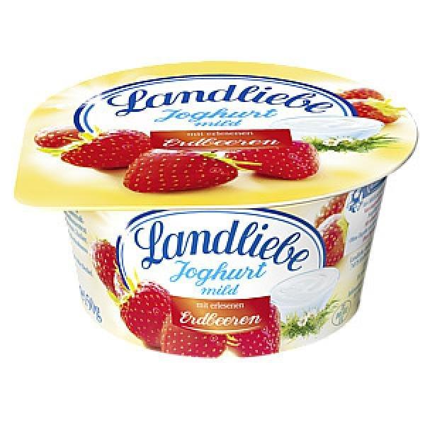 [KAUFLAND evtl. bundesweit] KW19 Landliebe Fruchtjoghurt (je 150 g) 6 Stück für 1,34 € (Angebot + Coupon) [Gültig bis 09.05.2015]