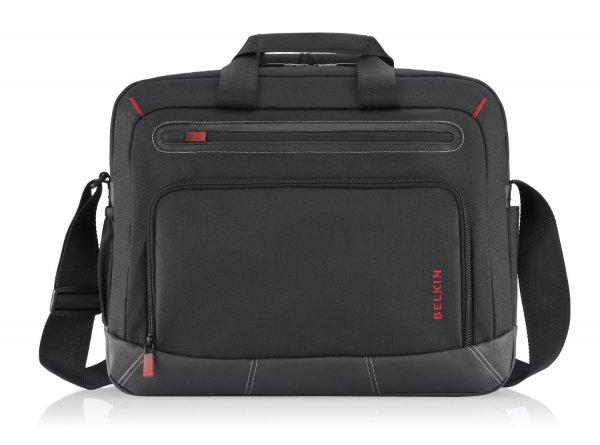 [3% Qipu] Belkin Notebooktasche in schwarz für Notebooks bis 16 Zoll für 14,99€ frei Haus @Dealclub