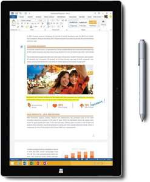 [Getgoods] Microsoft Surface Pro 3 (i5, 4GB RAM, 128GB SSD) als Demogerät für 706€ + 2% Qipu