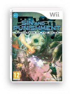 Sin & Punishment: Successor of the Skies für 14,99 statt 19,99€, Nano Assault Neo für 7,49€ statt 9,99€ beides Wii U @nintendo eshop