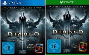 [Saturn.de] Diablo 3: Reaper of Souls (Ultimate Evil Edition) - PlayStation 4/Xbox One für je 30,- EUR
