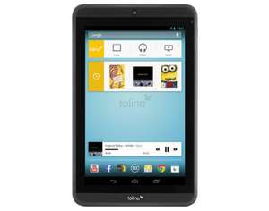"Tolino Tab 7"" - Android 4.2.2 Tablet, Demoware  @allyouneed.com"
