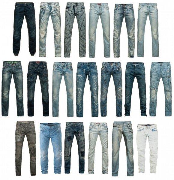 Cipo & Baxx Jeans Ebay-WoW Angebot