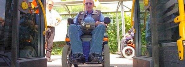 Oberhausen (STOAG): kostenloses Sicherheitstraining für Rollator- und Rollstuhlnutzer