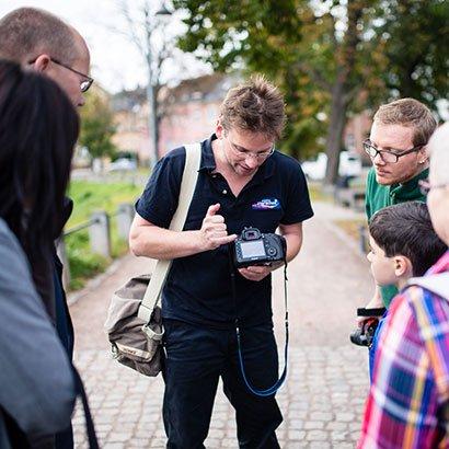 dm Fotografie Werkstatt 2015 - kostenloser Anfänger Foto Workshop