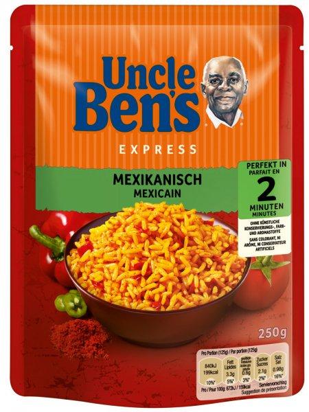 [Kaufland BY+BW] Uncle Ben's Express (versch. Sorten) für 0,29 € (Angebot+Coupon)