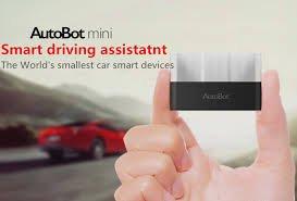 AutoBot Mini Smart Car , Auto Daten per App auslesen für 18,37 @Banggood