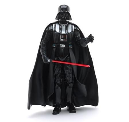 Star Wars Darth Vader & Luke Skywalker - Sprechende Actionfigur für 36€ @Disney Store