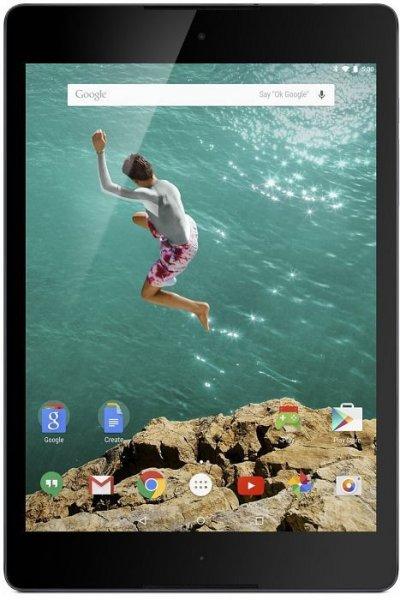 [Saturn] HTC Nexus 9 16 GB  ?s??c??h??w??a??r??z?/weiß mit NL Gutschein und Abholung für 244€