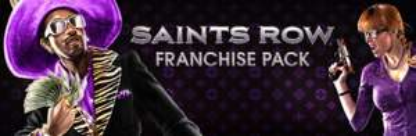 [Steam] Saints Row Ultimate Franchise Pack für 13,74€