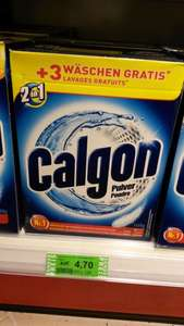 [ROSSMANN] Green Label - Calgon 1,6 kg Packung 4,70 €