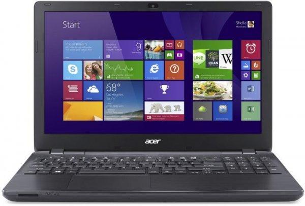 Acer Aspire E5-571G - Intel i5-5200U, GeForce 840M, 8GB RAM, 500GB SSHD, 15,6" Full-HD matt, Win 8.1 & Tasche+Maus - 599€ @ Cyberport.de