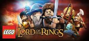 [Steam] Lego The Hobbit und Lego The Lord of the Rings je 1,18€ + weitere LotR Titel @ Nuuvem