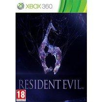 (UK) RESIDENT EVIL 6 [Xbox360] für 6,07€ @TheGamescollection