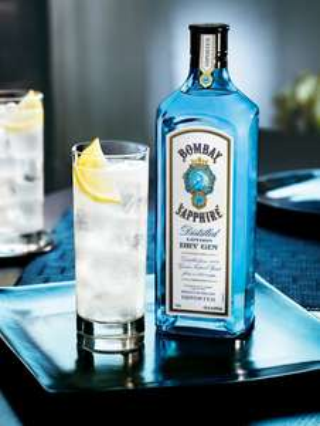 3 Flaschen Bombay Sapphire 47% 1L 50,70€ Online Dutyfree@Heinemann//Jimbeam 1L für 11.50€