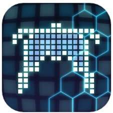.Decluster: Into the Bullet Hell für iOS reduziert auf nur 0.99€ von 2.99€