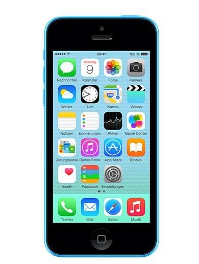 iPhone 5C 8GB alle Farben - NEU - TELEKOM Online