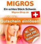 MIGROS-Shop.de - Schokihase 100g = 0.32 € + 14,95€ Gutschein