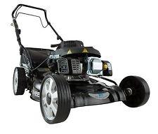 Güde ECO Wheeler 461 P Blackline - Benzinrasenmäher mit 46cm Schnittbreite und Radantrieb - 169,95€ @ GartenXXL