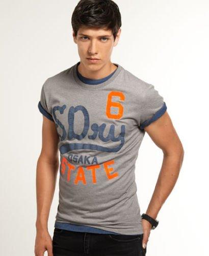 diverse neue Herren Superdry T-Shirt's @ ebay superdry-store für 19,95€