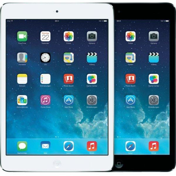 [ebay - Tagesangebot] iPad mini 2 (silber & grau): Mit Retina-Display & 32 GB Speicher für 289 Euro (mit PP-Gutschein nur 274 Euro)