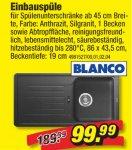 [POCO Einrichtungsmärkte] Einbauspüle BLANCO Favos 99€