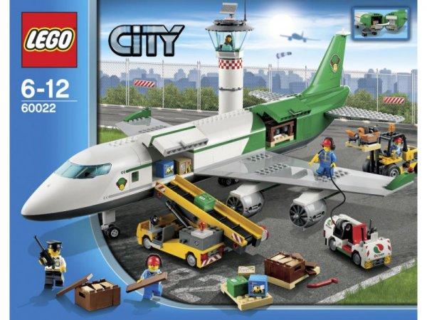 [lokal SpieleMax] - Lego City Großes Frachtflugzeug