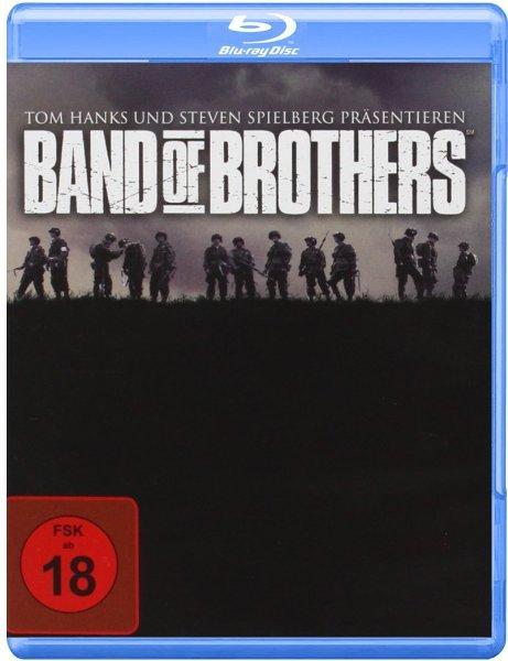 Band of brothers box set