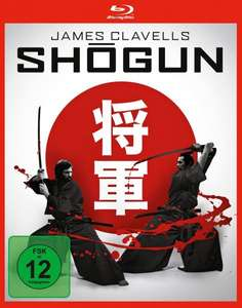 Shogun [Blu-ray] für 17,97 €  ( Prime ) > [amazon.de] > Kultserie