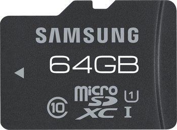 Samsung Pro microSDXC 64GB Class 10 UHS-I (MB-MGCGB)  [one-telecom.de]