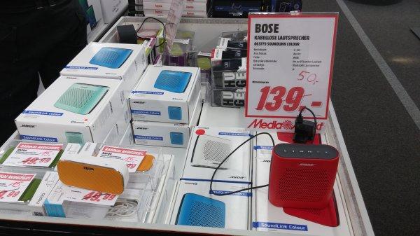 Bose Soundlink Colour (lokal Media Markt Berlin-Hohenschönhausen)